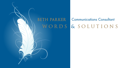 Beth Parker Words & Solutions