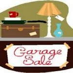 Garage Sale Leaside Parker