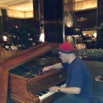 Tuning Cole Porter's piano at the Waldorf Astoria
